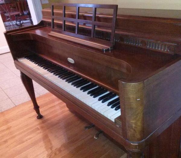 Let Pianotech